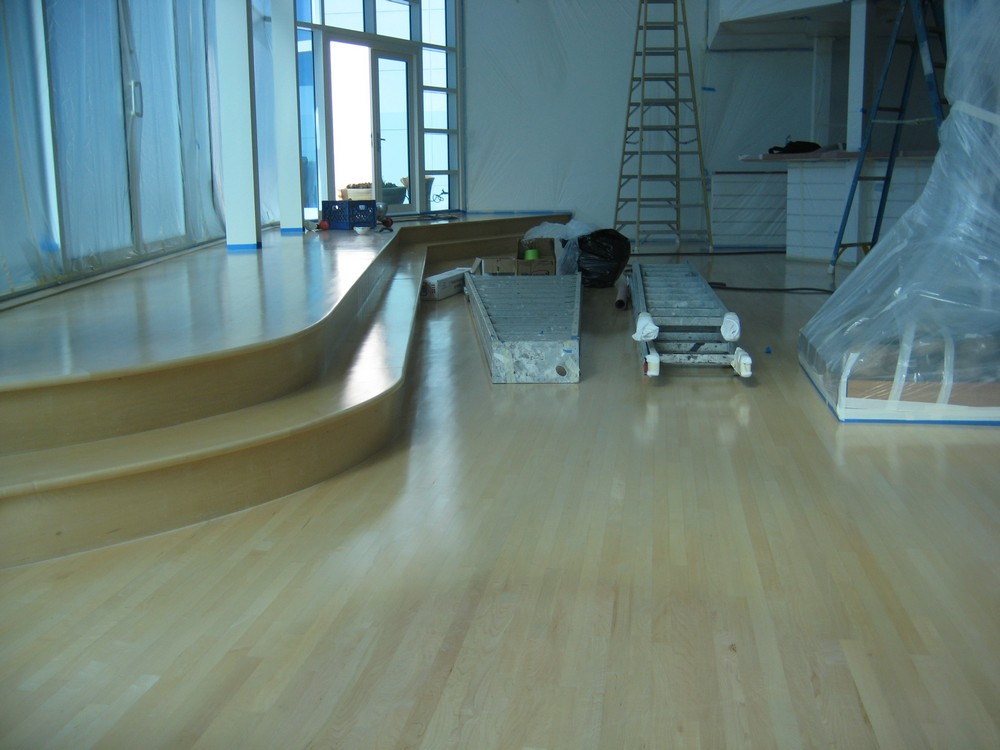 Best Hardwood floor sand refinish in LA Innovation