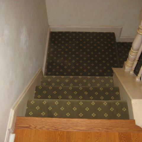 Stairs Carpet Replacement In Los Angeles