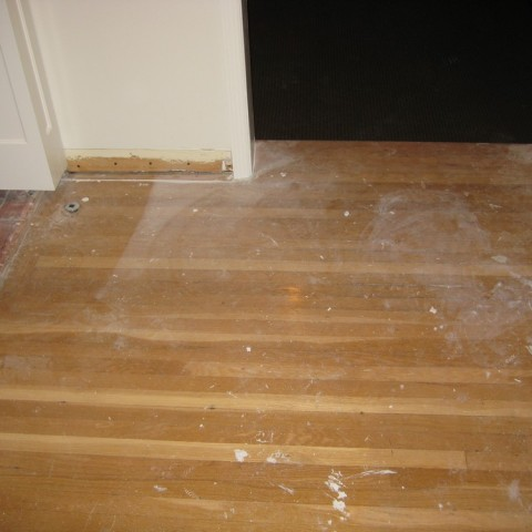 Hardwood Floor Remodeling