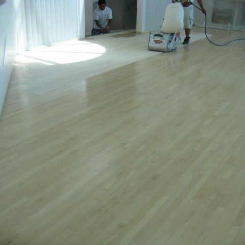 Best Hardwood floor sand refinish experts