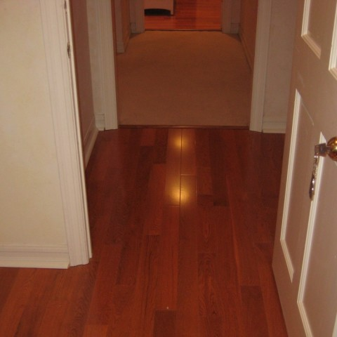 Hardwood floor pioneer in LA