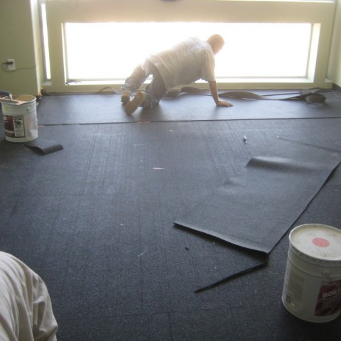 Hardwood Floor with sound Proofing experts in LA