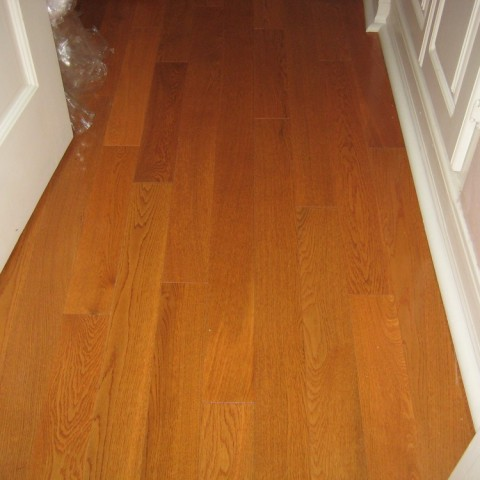 Hardwood floor in LA