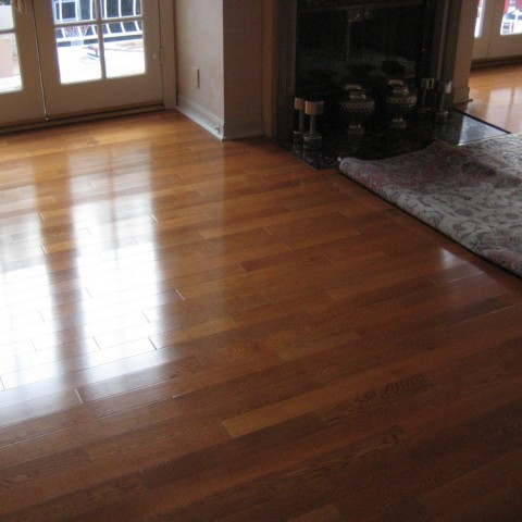 High quality Hardwood floor in experts