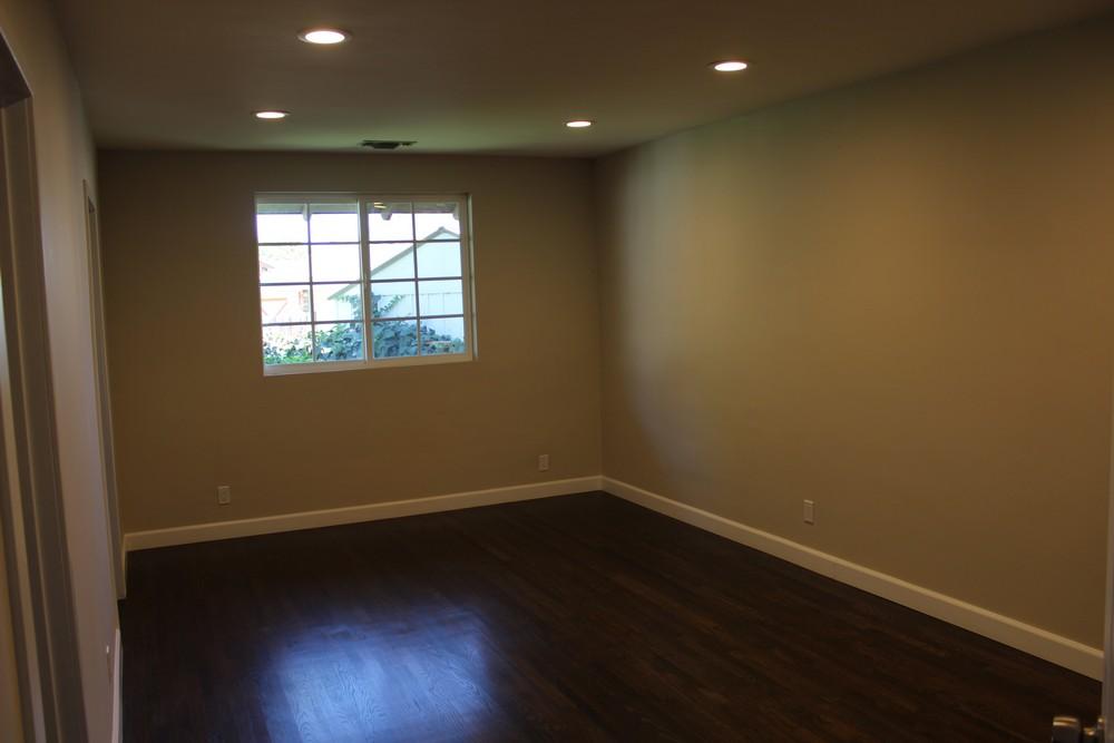 Total remodel livingroom in los angeles