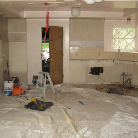 Total remodel painting in los angeles