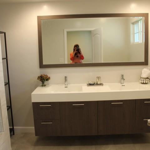 Total remodel restroom professional