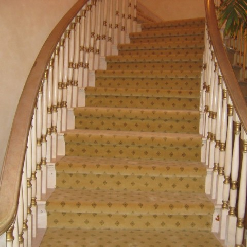 Bedroom Stair Carpets Los Angeles