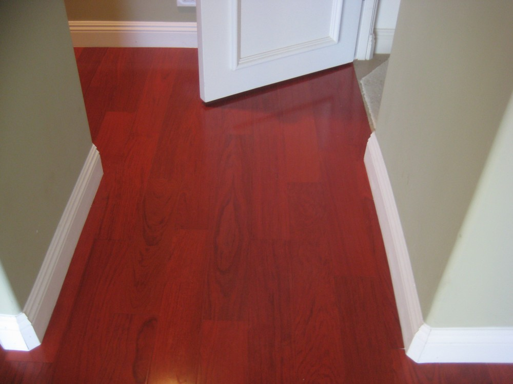 Hardwood floor with sound professional installation in Los angeles