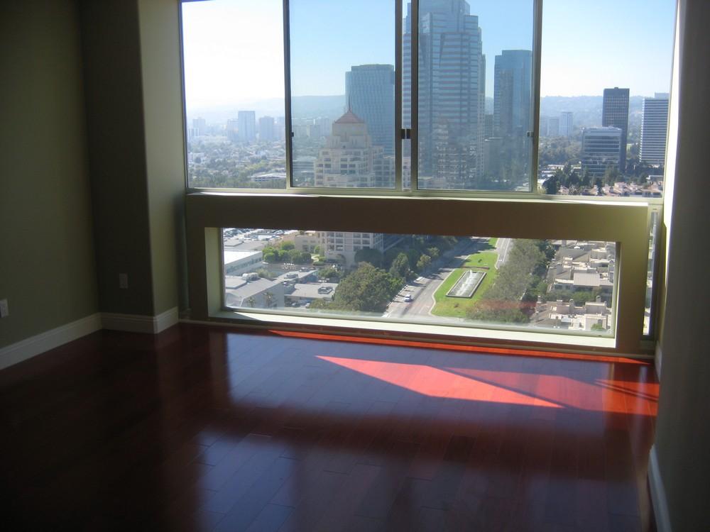 high quality hardwood floor with sound in LA