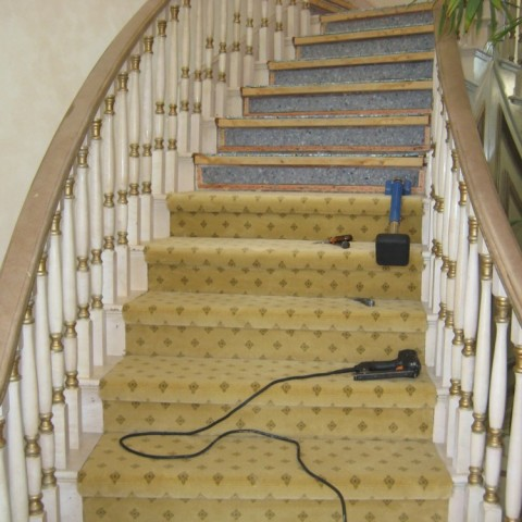 Industrial Stair Carpets