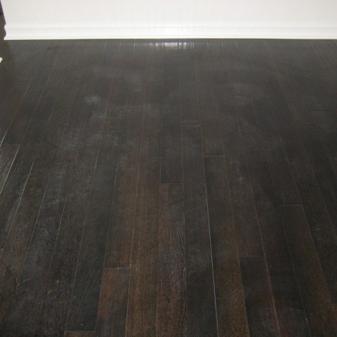 Los Angeles Hardwood Floor Remodel