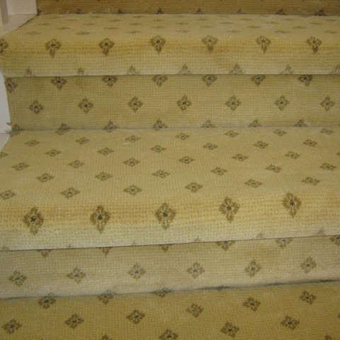 Residential Stair Carpets