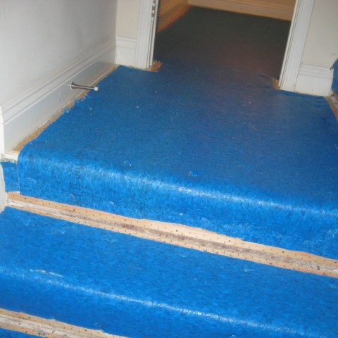 Stairs carpet Los Angeles