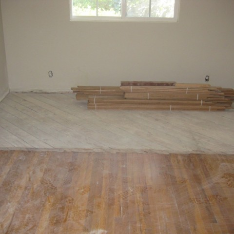 total remodel for hardwood floor in los angeles