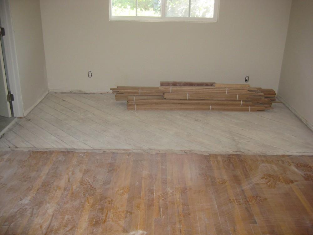 total remodel for hardwood floor in los angeles